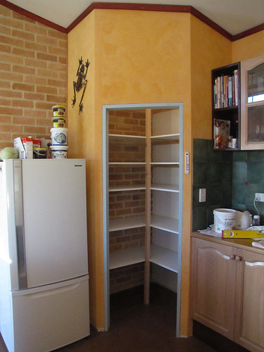 house kitchen au australia redmond wa pantry westernaustralia strawbale housebuild 6327 greatsouthern redmoonsanctuary