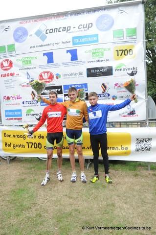 Nieuwelingen & juniors Kessel (644)