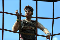 Lance Bombardier James Simpson completes the Spartan Race (SSAFA, the Armed Forces charity) Tags: greatbritain army british forces armedforces ripon ssafa spartanrace militarycharity