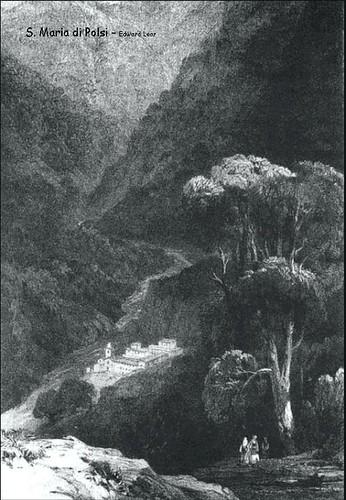 Edward Lear - S Maria di Polsi