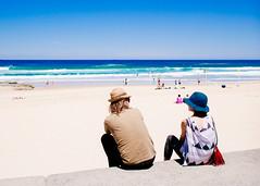Where Friends Meet (The Shutter Journal) Tags: friends beach newcastle surf australia nsw omd em5 olynpus