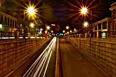 Boston (Eli Mernit) Tags: city longexposure light urban boston night lights bay back university massachusetts south ave end mass northeastern kbos ricohgriii