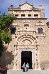Toledo, 12.10.13 (ritsch48) Tags: toledo portal spanien museosantacruz kastilienlamancha