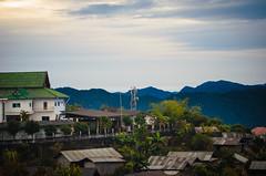 phongsali | morning walk (arcibald) Tags: nikon laos phongsali laopdr d7000 nikond7000