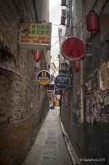 Per i vicoli di Guilin (Claudia Picone) Tags: strada guilin vicolo viaggio cina vacanza stradina stradainterna