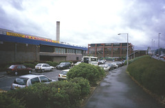 Belfast - Front of Leisure Centre