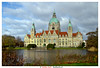 Rathaus Hannover Herbst (Matthias_G.) Tags: herbst hannover rathaus herbststimmung rathaushannover