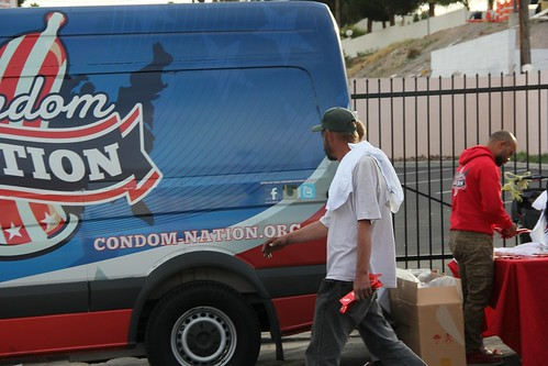Condom Nation Las Vegas Tour/HELP of Southern Nevada (2/21/14)