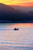 (Mimadeo) Tags: ocean sunset sea sky orange cloud fish seascape water silhouette sunrise landscape freedom evening boat twilight fishing fisherman ship dusk peaceful scene trail tranquil fishingship