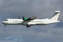 "EI-REI | ATR72-201 | Aer Lingus Regional (Aer Arann) ""Ainle"" (cv880m) Tags: dublin warrior dub aerlingus turboprop atr72 aerarann propliner collinstown eirei atr72200 aerlingusregional ainle"