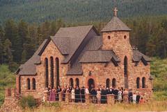 Chapel on the Rock (JC Shamrock) Tags: wedding film scanned