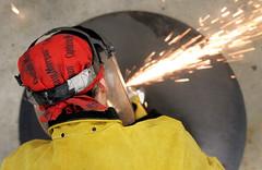 art_welding39 (Carl Sandburg College) Tags: sculpture art welding weld competition stick sandburg mig csc metalworking metalworks metalsculture artwelding carlsandburgcollege sandburgcollege