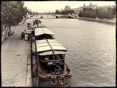 Siene_Louvre_Paris_France (ferdahejl) Tags: paris france louvre siene