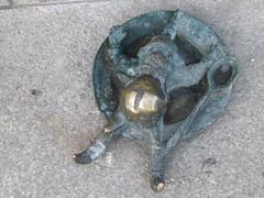 Obarty (mjaniec) Tags: wrocaw brzuch krasnal yka