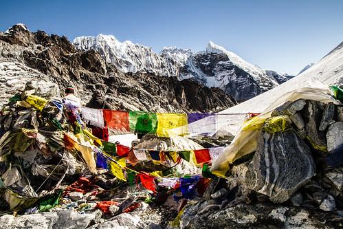 Cho La pass (5330m)