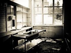 kitchen (pamelaadam) Tags: summer bw building june digital hospital scotland aberdeenshire fotolog 2008 banchory thebiggestgroup glenodee