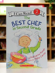 Best Chef in the Second Grade (Vernon Barford School) Tags: new school fiction 2 two cooking reading book high reader library libraries abby reads cook books super grade best read paperback 2nd identity chef junior second novel carter schools pick middle vernon quick katharine recent picks paperbacks novels fictional readers kenah readingmaterial barford softcover readingmaterials icanread vernonbarford softcovers superquickpicks superquickpick 9780545104838
