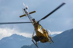Hubschrauber (Prismator) Tags: italien berge helicopter alpen mont blanc cour hubschrauber mayeur massiv