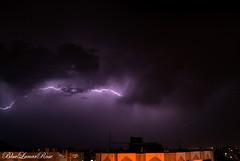 Thunder Storm (BlueLunarRose) Tags: light sky cloud rain night clouds dark darkness thunderstorm lightning thunder sonyalphadslra200 bluelunarrose sal1855