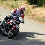 La Triumph 675 Street Triple R se défend bien à Casaglione ! thumbnail