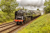 """GCR_2015_06_14__053 (Phil_the_photter) Tags: leicestershire central loughborough """"black gcr steamloco jinty 8f """"evening """"great woodthorpe 9f 92220 92212 45305 43106 44814 pig"""" 47203 47406 48121 48624 star"""" railway"""" """"flying engine"""" """"steam five"""" woodhouse"""" halse"""" """"quorn """"woodford"""