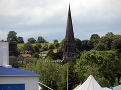 All Saints Church, L'Eroica Britannia 2015 (Dave_Johnson) Tags: church festival vintage cycling derbyshire bakewell britannia eroica allsaintschurch leroica leroicabritannia
