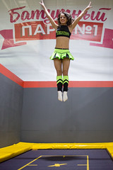 IMG_7115.jpg (gorelikspb) Tags: jump trampoline прыжки батут черлидеры cheerleadergirls