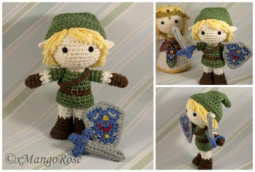 Nerdigurumi - Free Amigurumi Crochet Patterns with love for the ... | 337x500