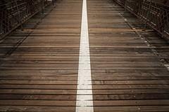 Brooklyn Bridge walkway (ricoslims) Tags: newyorkcity bridge urban newyork brooklyn canon cityscape brooklynbridge 6d