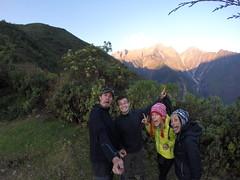 Photo de 14h - 4eme jour de Trek, Maizal (Pérou) - 12.07.2014