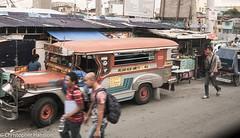 Jeepney Manila Street2015.jpg (c_a_harrison) Tags: poverty street bus jeep market philippines poor streetphotography manila jeepney crowded maynila kalakhangmaynila