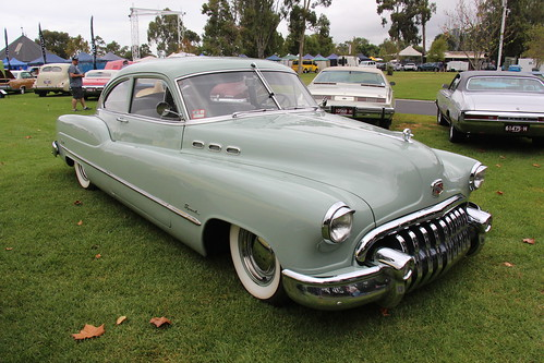 1950 Buick Series 40 Special Coupe