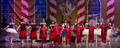 DJT_6150 (David J. Thomas) Tags: dance dancers ballet ballroom nutcracker holidays christmas nadt northarkansasdancetheatre uaccb batesville arkansas