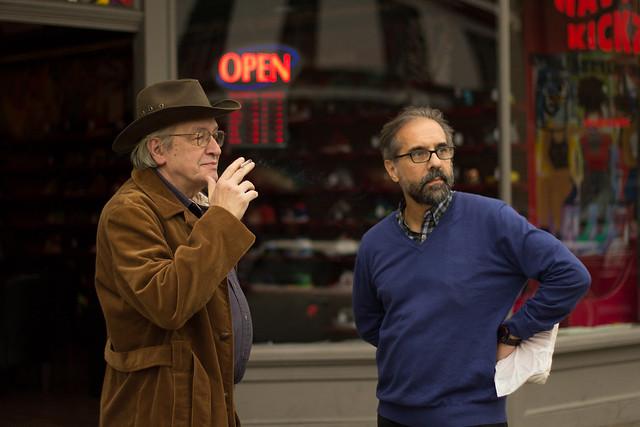 Com Wagner Carelli em Richmond - Foto: Mauro Ventura