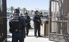 Coast Guard, federal, state and local agencies conduct port partner exercise in Port of LA-LB (Coast Guard News) Tags: uscg losangeles fbi lapd lafd lbpd lbfd lapp california unitedstates us