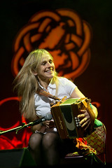 Sharon Shannon – Together Again: Natalie's Reunion – 10/18/14 (photo: Corey Katz)