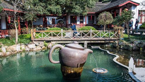 2016 - China - Hangzhou - Meijiawu Tea Culture Village - 5 of 5