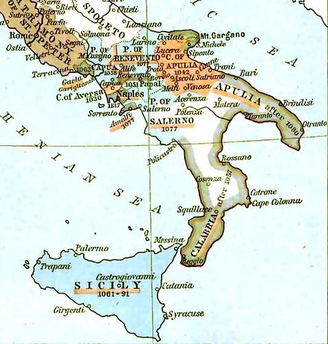 Sud Italia 1050