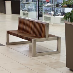 Mall furniture (Badec Bros Deco) Tags: art gardens architecture planters landscaping decking gabions greenwalls waterfeatures steelplanters kingfisherlandscaping badecbrosdeco badecbros mallfurniture