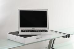 2011 MacBook Air (vincentteng) Tags: apple notebook i5 laptop air intel 13 2011 macbook