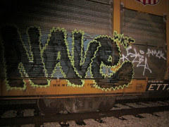 5359518321_861c56efbe_b (stayfarawayfrom5hoe) Tags: train bay nave area be amc ra smc gmc freight tak udm naver 326 emr amck udmk