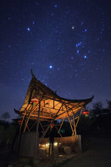 Lucky Stars Shining on Me (Phebe Pan) Tags: earthandspace peopleandspace competition:astrophoto=2013