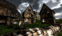 Lordsport (CrossroadsGdR) Tags: 3d porto secondlife rpg gdr villaggio pyke lordsport