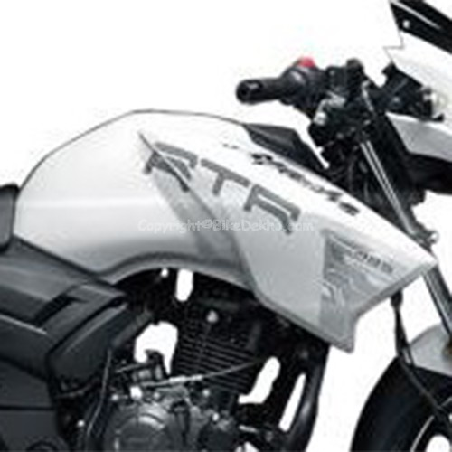 Tvs Apache RTR 180 Abs ( oil-tank-view )