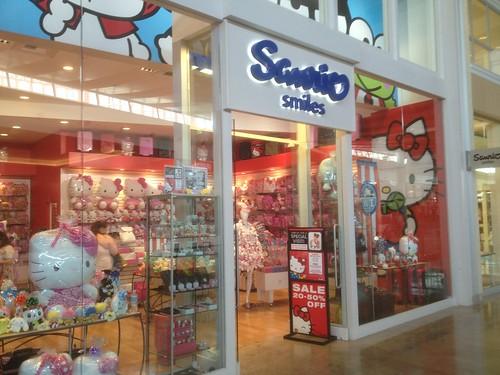 Sanrio Smiles Store at the Fashion Show Mall in Las Vegas