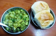 Sukhi Bhaji pao (joegoauk73) Tags: potatoes goa paum panaji joegoauk undde unddo