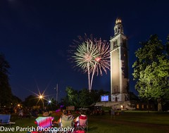 Dogwod Dell Fireworks 2013 (Surrounded By Light) Tags: park virginia fireworks 4th july richmond dell dogwood byrd