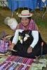 Lola Palluca Nina de Quispe, weave…