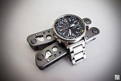 Citizen Nighthawk Eco-Drive (Chez Joe) Tags: clock drive watches lumière sony watch eco ecodrive rx montre watche montres chezjoe rx100 boucledéployante hologerie jokv dscrx100 sonydscrx100