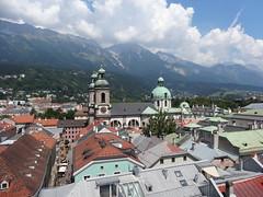 Innsbruck (madskills421) Tags: snow mountains car river zoo austria abend view peak cable alpine lederhosen alpen tyrol innsbruck inns yodel tiroler tyroler